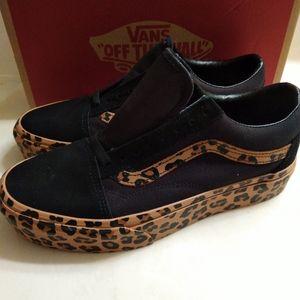 Vans Shoes - MEN'S NIB VAN OLD SKOOL PLATFORM SHOES